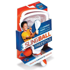 Slingball Freestyle Racket Catch Game