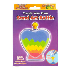Create Your Own Sand Art Bottle