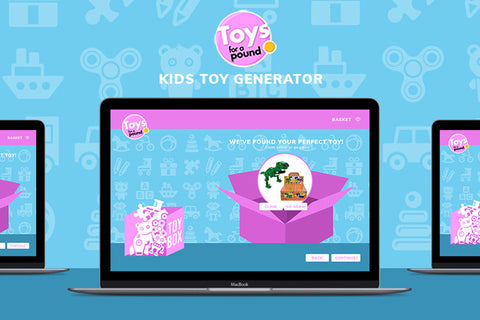 The Kids Toy Generator