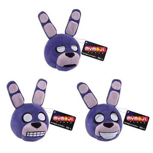 FIVE NIGHTS AT FREDDY'S BONNIE MYMOJI FUNKO PLUSH
