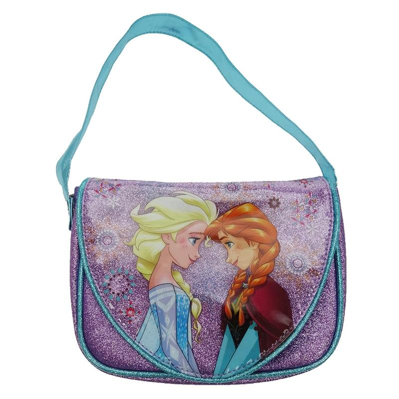 DISNEY FROZEN GLITTER MINI HANDBAG