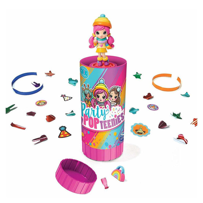 Party PopTeenies Mini Figure Surprise Popper