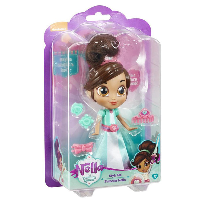 Nella The Princess Knight Style Me Nella Doll Figure