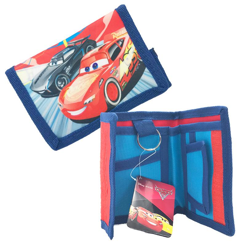 DISNEY PIXAR CARS 3 WALLET