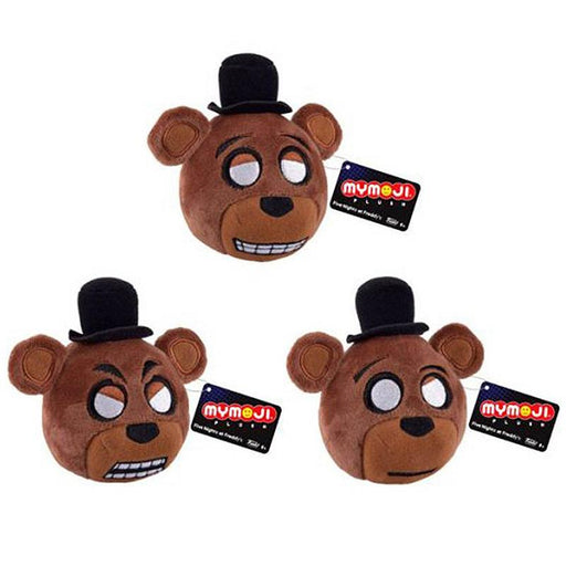 FIVE NIGHTS AT FREDDY'S FREDDY MYMOJI FUNKO PLUSH