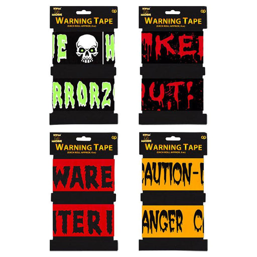 Twin Pack Warning Tape