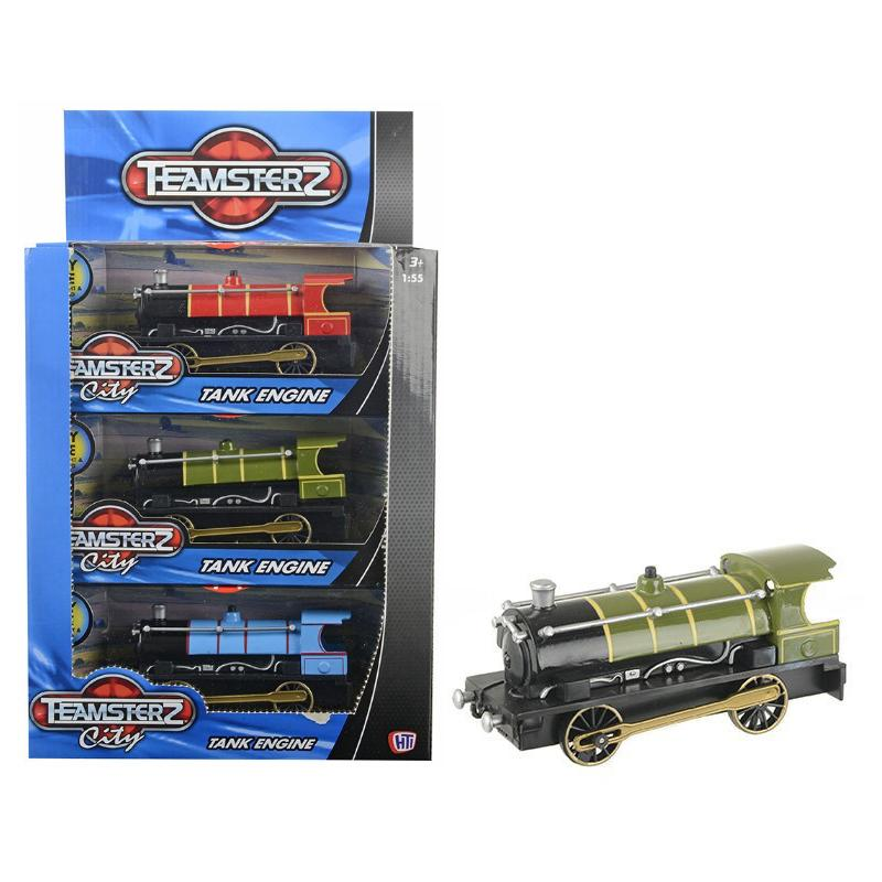 TEAMSTERZ TANK ENGINE