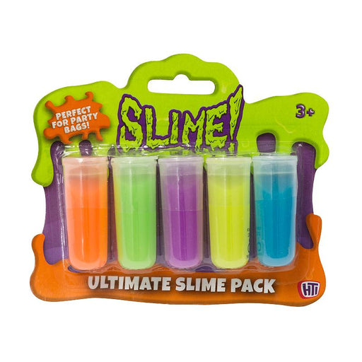 ULTIMATE SLIME MINI TUBE PACK
