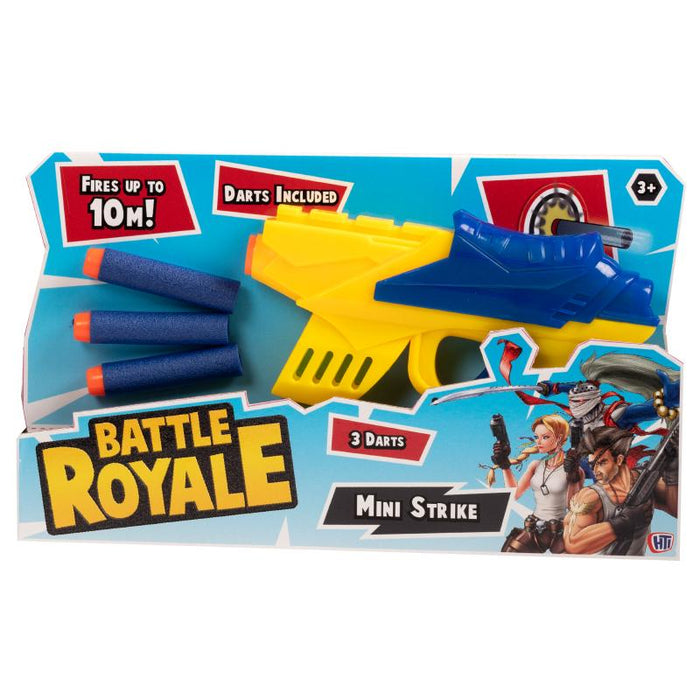 BATTLE ROYALE MINI STRIKE DART BLASTER