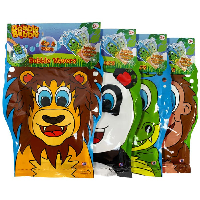 JUNGLE BUBBLE GLOVE WAVER