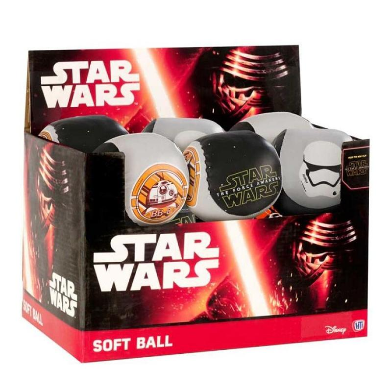 STAR WARS SOFT BALL