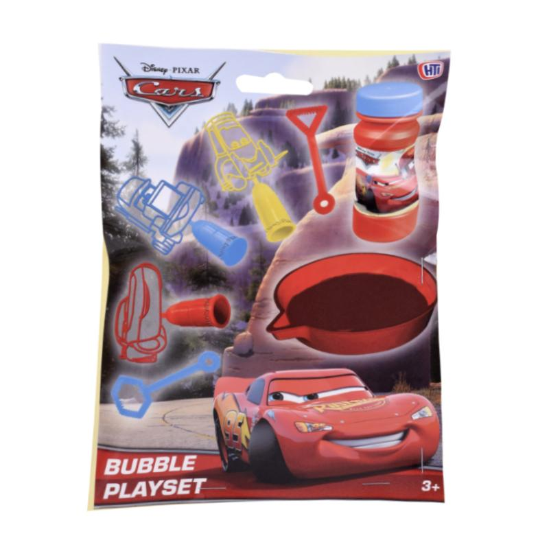 DISNEY CARS BUBBLE PLAY SET
