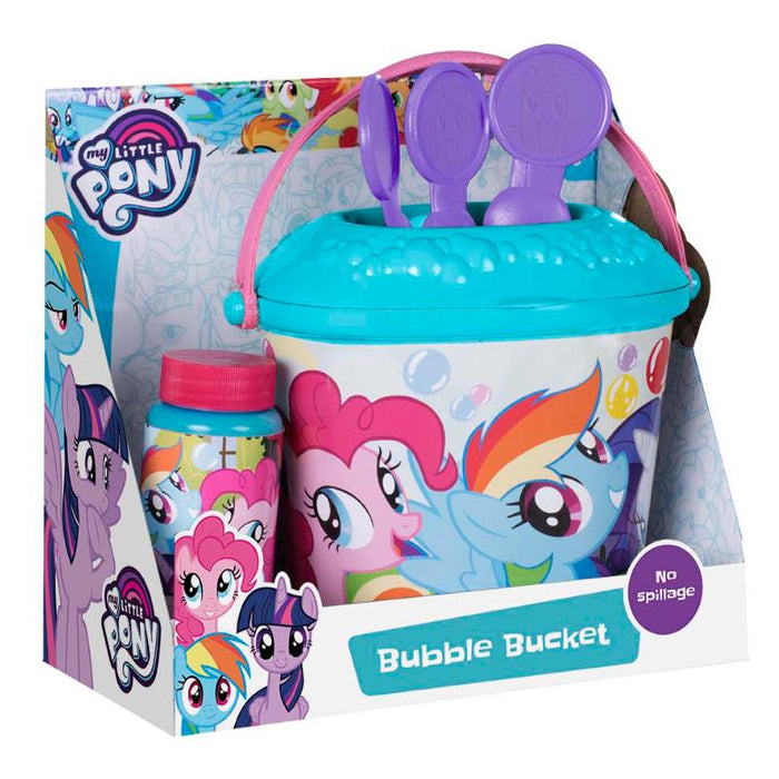 MY LITTLE PONY BUBBLE BUCKET SET