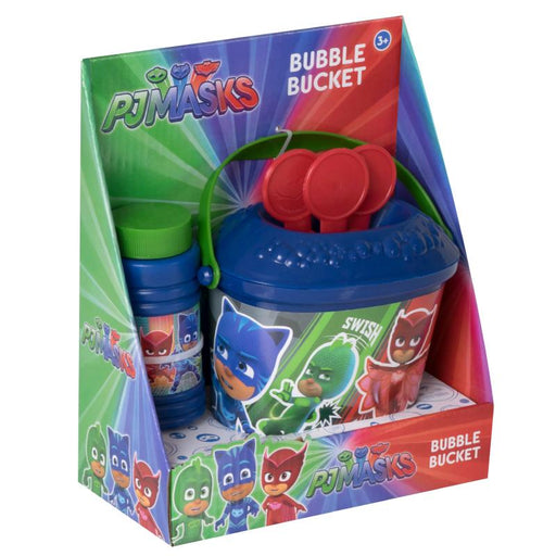 PJ MASKS NON SPILL BUBBLE BUCKET