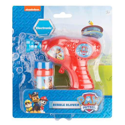 PAW PATROL BUBBLE BLOWER BLASTER