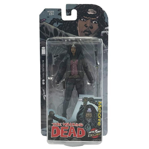 THE WALKING DEAD MICHONNE SKYBOUND MCFARLANE ACTION FIGURE