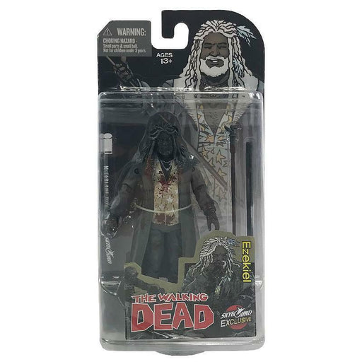 THE WALKING DEAD EZEKIEL SKYBOUND MCFARLANE ACTION FIGURE