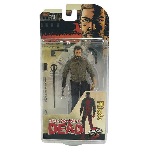 The Walking Dead Rick Skybound McFarlane Action Figure