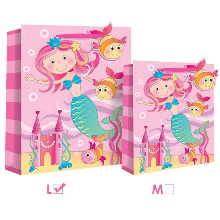 MERMAID GIFT BAG LARGE