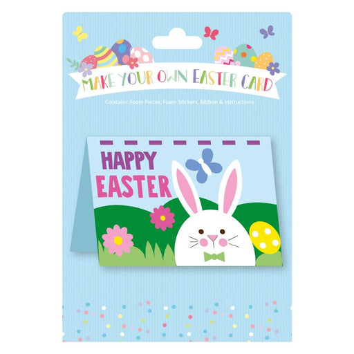 MAKE YOUR OWN EASTER CARD