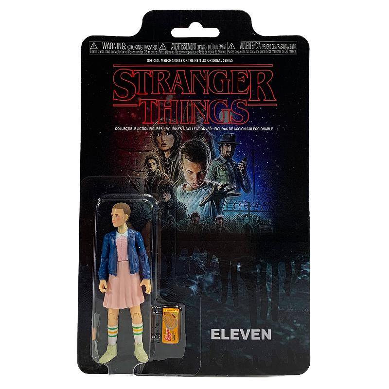 "FUNKO STRANGER THINGS ELEVEN 3.75"" MINI ACTION FIGURE"