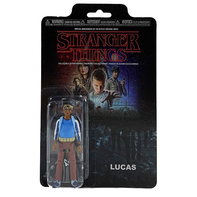 "Funko Stranger Things Lucas 3.75"" Mini Action Figure"