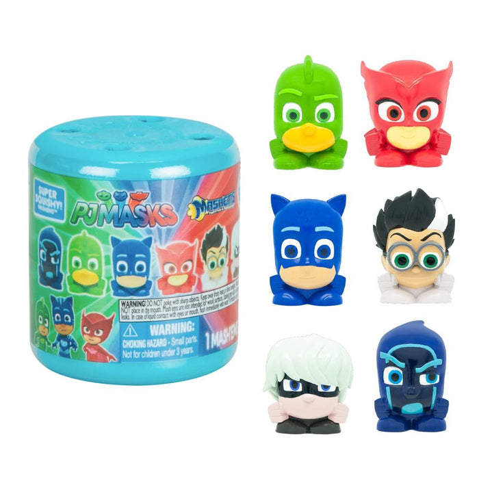 Mash'Ems PJ Masks Squishy Mini Figure Capsule
