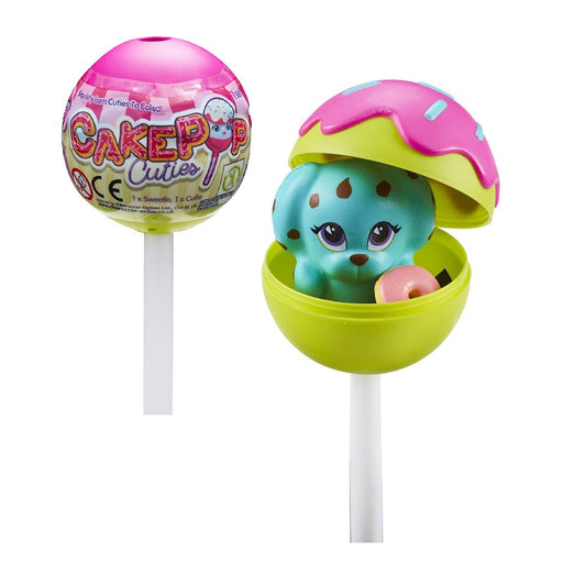 CAKE POP CUTIES SURPRISE SQUISHY POPSICLE