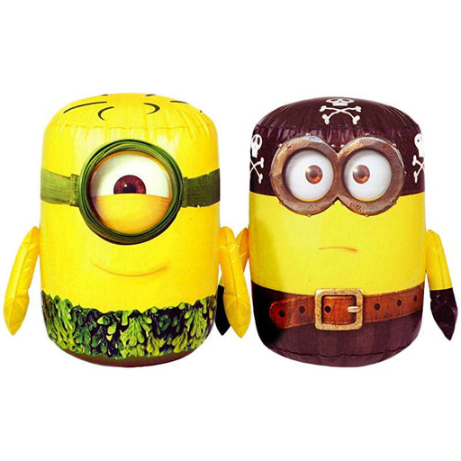 DESPICABLE ME MINIONS INFLATABLE BOP BAG