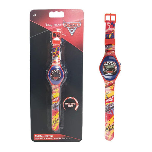 DISNEY CARS 3 DIGITAL SPORTS WATCH