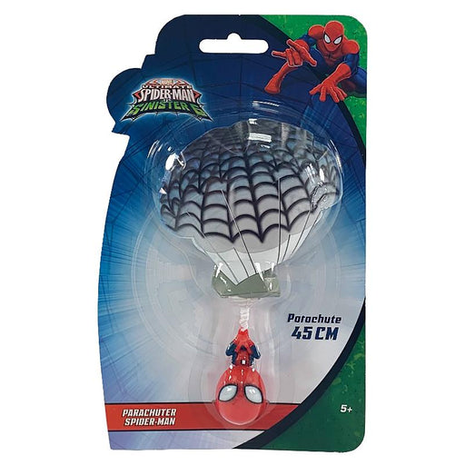 ULTIMATE SPIDERMAN PARACHUTE FIGURE