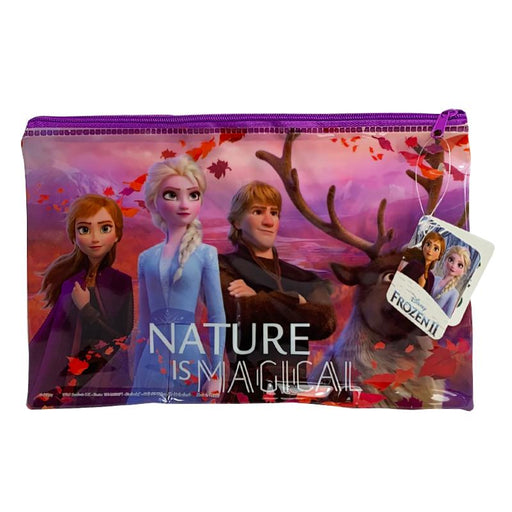 DISNEY FROZEN 2 PVC PENCIL CASE