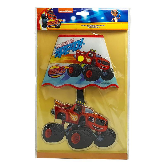 BLAZE & THE MONSTER MACHINES LED WALL LAMP
