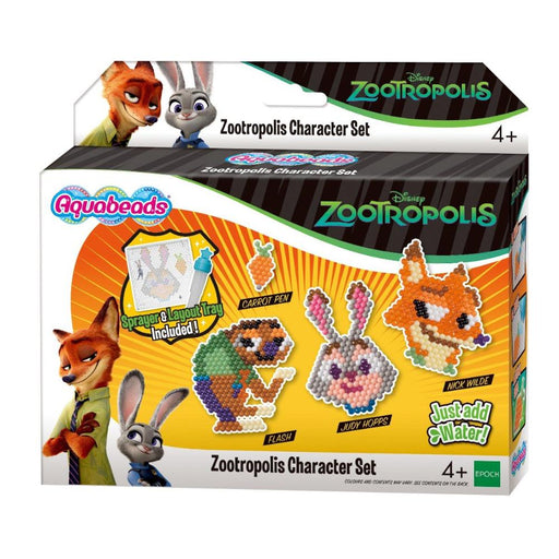 AQUABEADS ZOOTROPOLIS SET