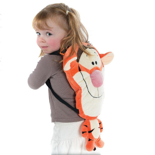 DISNEY TIGGER SOFT PLUSH JUNIOR BACKPACK
