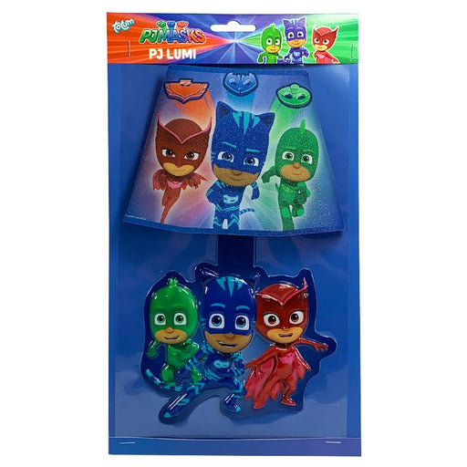 PJ MASKS LED STICK ON WALL LAMP