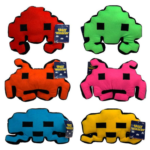 SPACE INVADERS BEANIE CUSHION