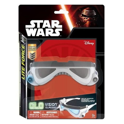 Star Wars Glo Vision Stormtrooper Glasses