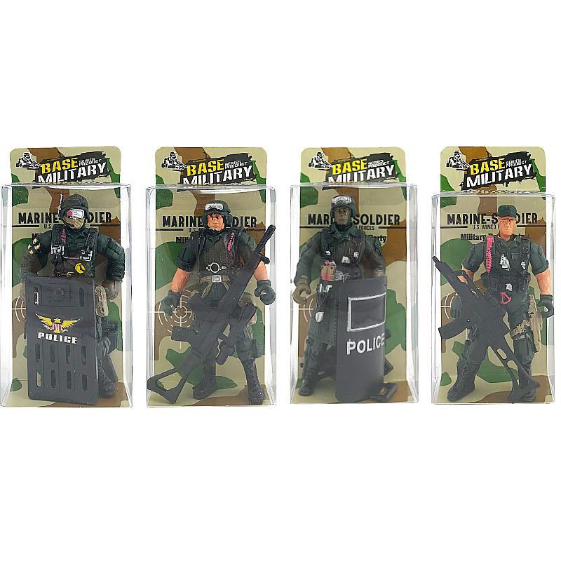 MILITARY MARINE SOLDIER MINI FIGURE