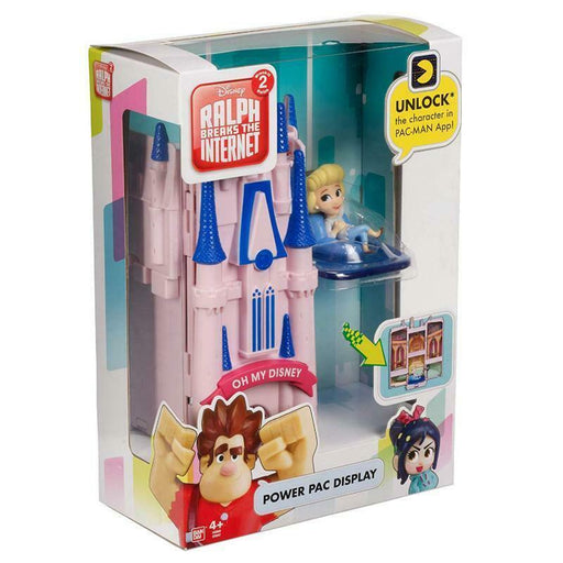 RALPH BREAKS THE INTERNET POWER PAC DISPLAY OH MY DISNEY PLAY SET