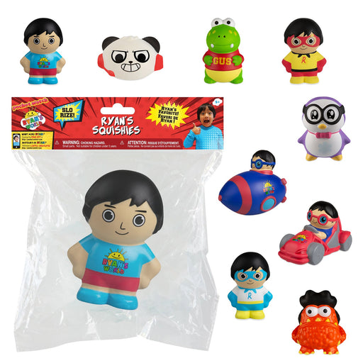 RYANS WORLD SLOW RISE SQUISHIES FIGURE