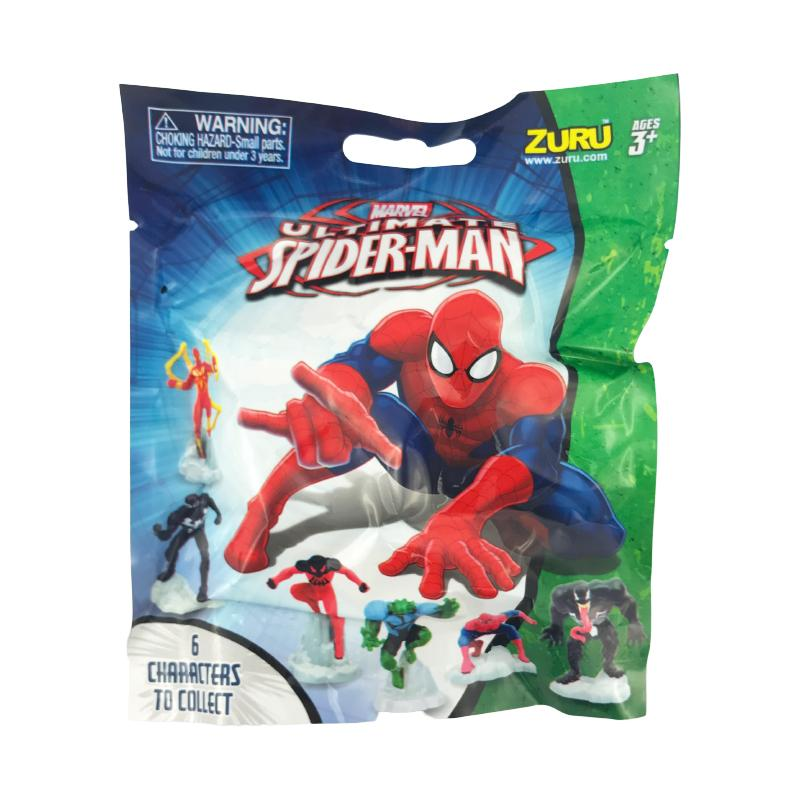 MARVEL SPIDERMAN FIGURE ZURU BLIND BAG