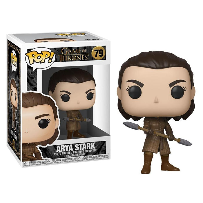 Funko POP Game Of Thrones Season 8 Arya Stark Vinyl Figure