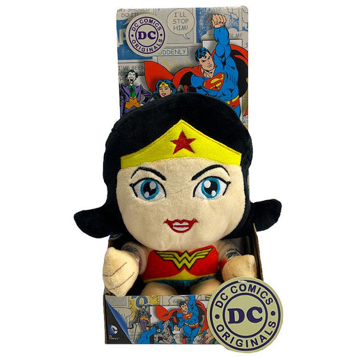 DC WONDER WOMAN 20CM PLUSH FIGURE