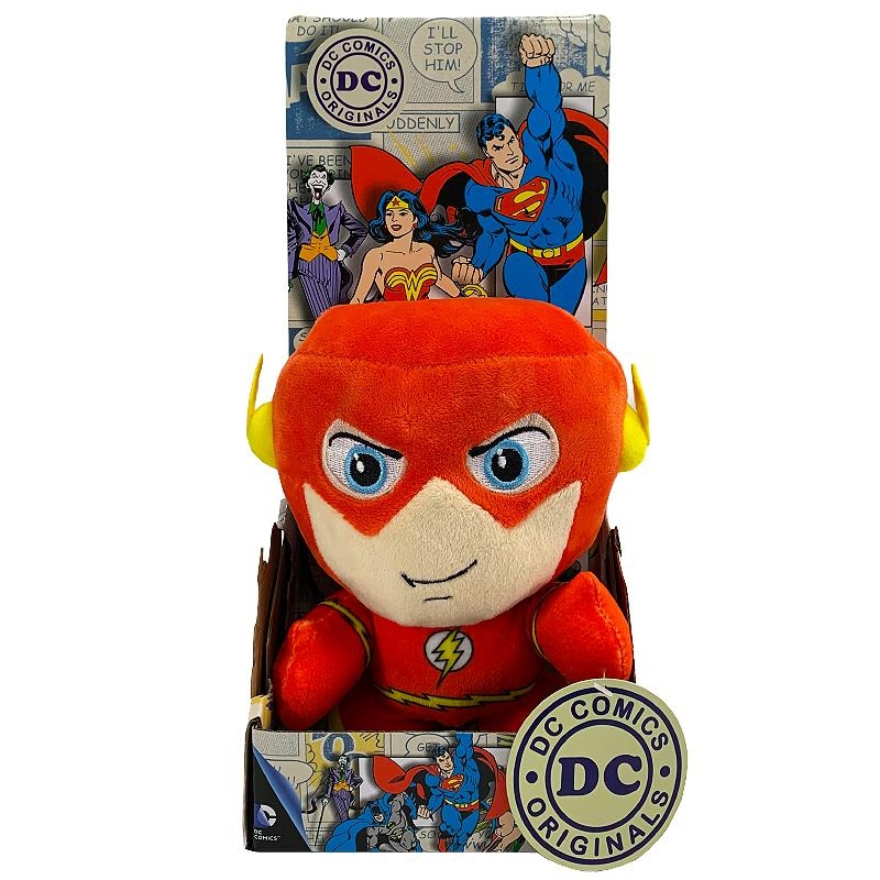 DC THE FLASH 20CM PLUSH FIGURE