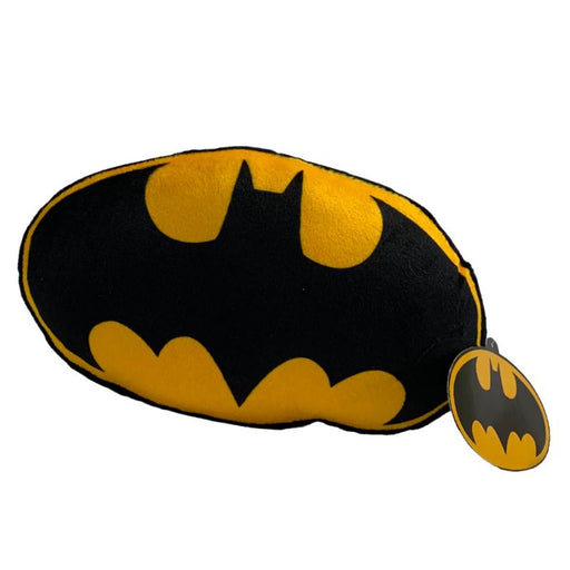 DC BATMAN MINI SYMBOL 22CM PLUSH CUSHION