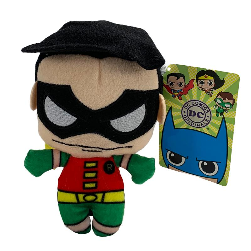 "DC CUTIES ROBIN 6"" SOFT PLUSH TOY"