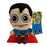 "DC CUTIES SUPERMAN 6"" SOFT PLUSH TOY"