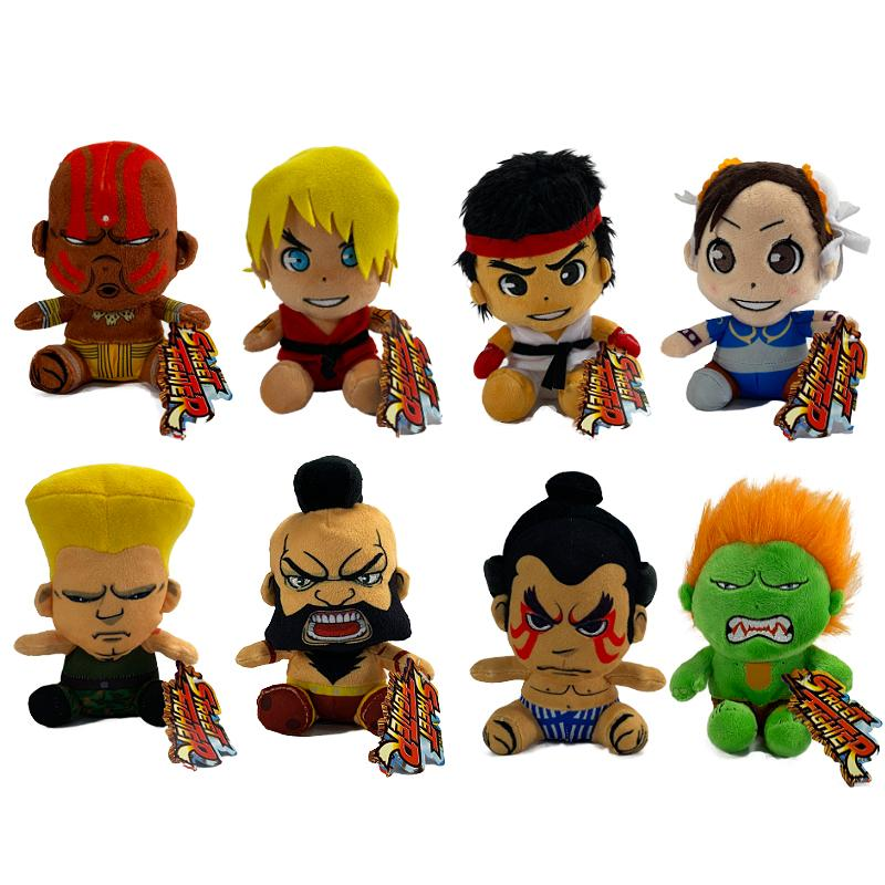 "STREET FIGHTER 6"" SOFT PLUSH TOY"