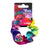 TROLLS WORLD TOUR MULTICOLOUR SCRUNCHY